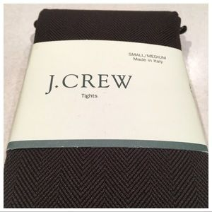 J.Crew Herringbone Tights